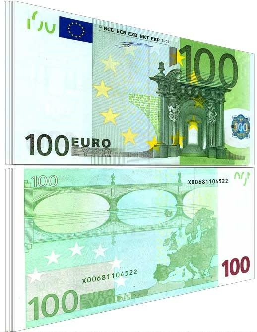 Buy Euro 100$ Bills Online