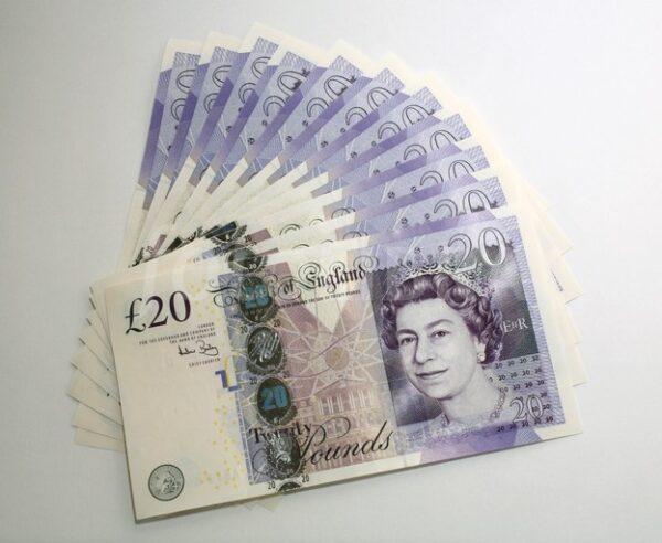 Buy GBP 20$ Bills Online