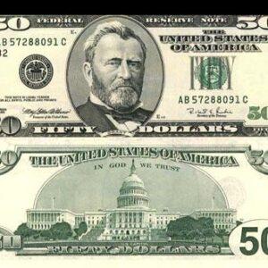 Buy USD 50$ Bills Online