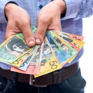 Buy Australia 50$ Bills Online