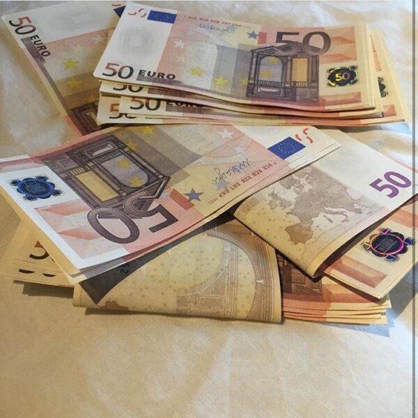 Buy Euro 50$ Bills Online