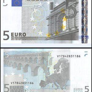 Buy Euro 5$ Bills Online