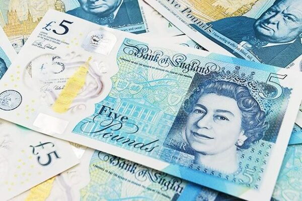 Buy GBP 5$ Bills Online