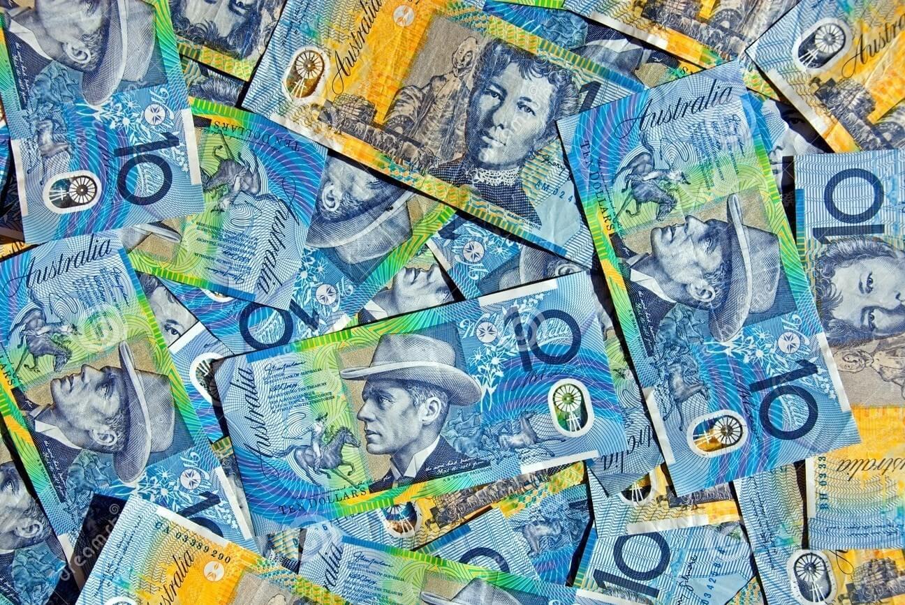 Buy Australian 10$ Bills Online