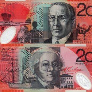 Buy Australian 20$ Bills Online
