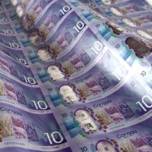 Buy CAD 10$ Bills Online