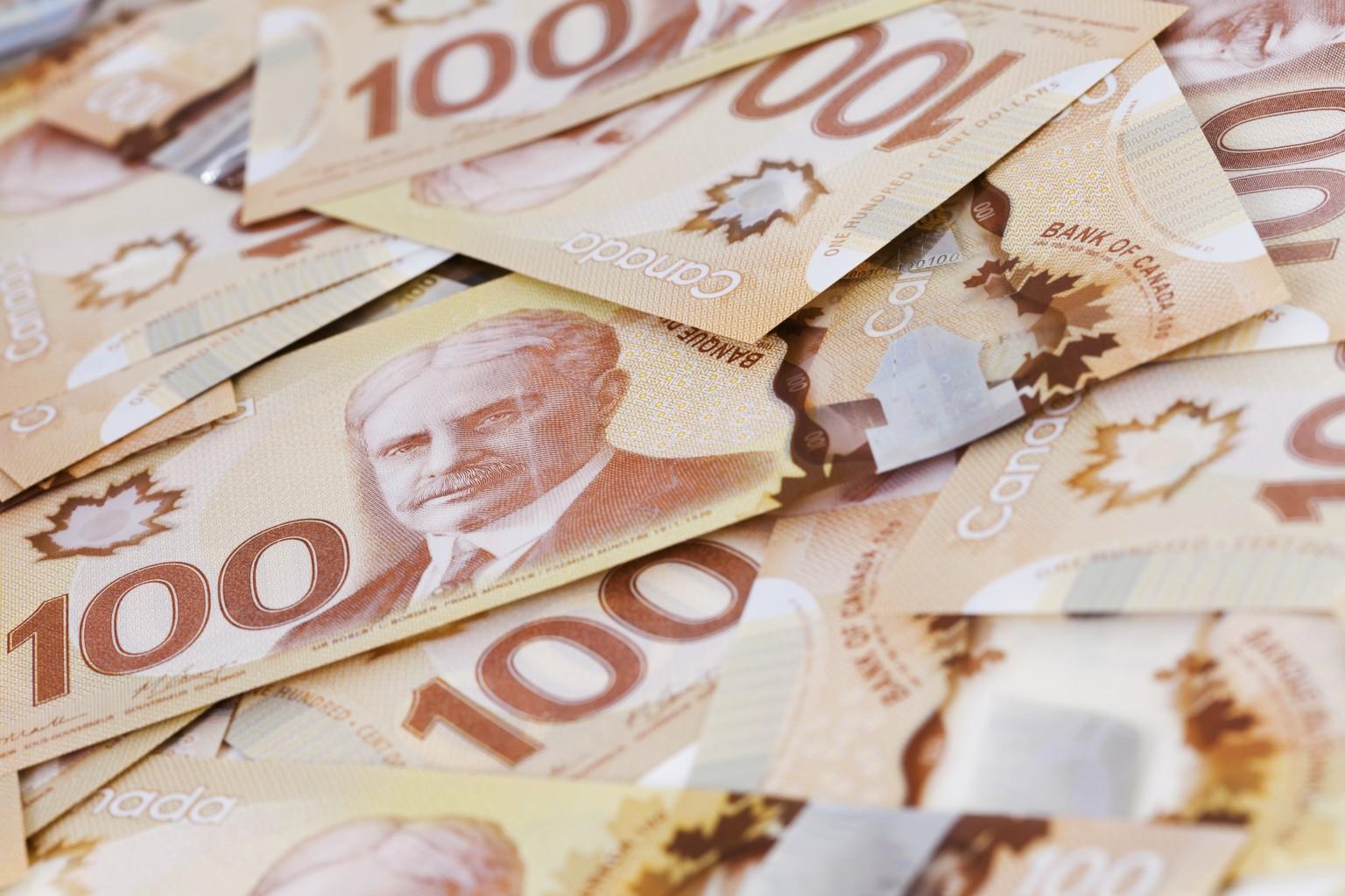 Buy CAD 100$ Bills Online