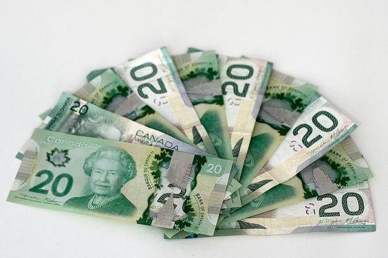 Buy CAD 20$ Bills Online