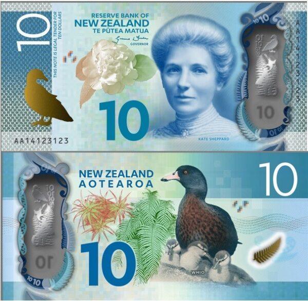 Buy NZD 10$ Bills Online