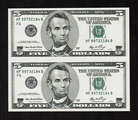 Buy USD 5$ Bills Online